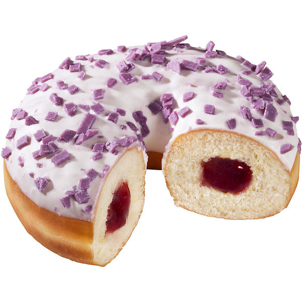 Himbeer-Donut