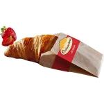 Erdbeer-Croissant
