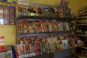 Zeitungen-Zeitschriften
