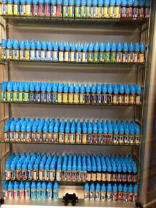 E-Zigaretten Liquids in den Nikotinstärken 0|3|6|12|18mg